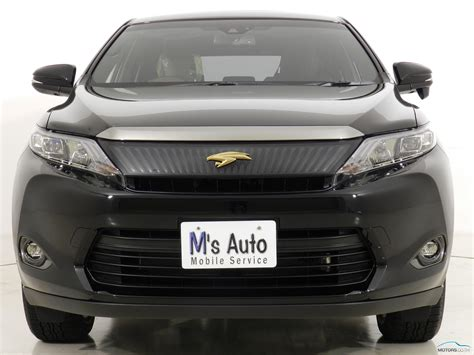2015 toyota harrier toyota harrier 2015 motors co th