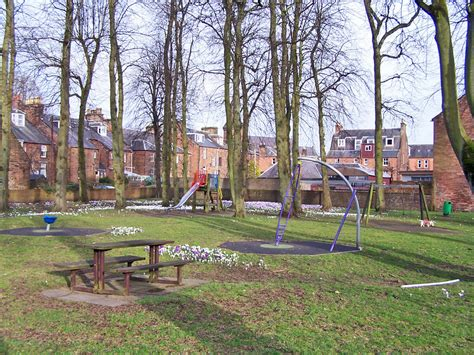 Project Houses File Public Park Academy Street Dumfries Geograph Org