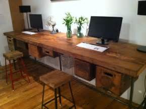 Small Desk Reclaimed Wood 25 Best Ideas About Reclaimed Wood Desk On