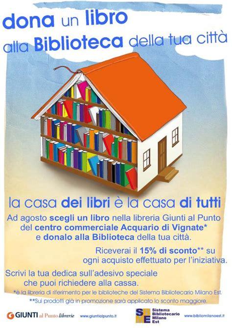 libreria acquario vignate citta di paullo dona un libro alla biblioteca della tua