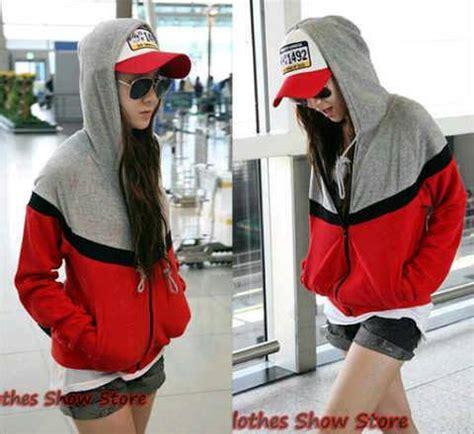 Kaos Oblong Cewek All Size Fit To L baju remaja keren jual jaket cewek modis shakira hoodie