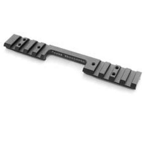 mounting scope on cz 455 dip inc cz 455 452 453 11mm extended picatinny dovetail