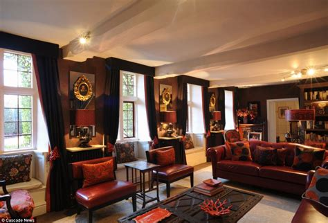 Animal Print Bedroom Decorating Ideas laurence llewelyn bowen puts 16th century manor on market