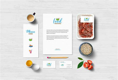 food template psd free psd mockup templates for branding identity naldz