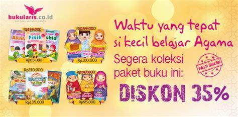 Paket Buku By Toko Trubus Id paket buku anak muslim diskon 35 toko buku buku