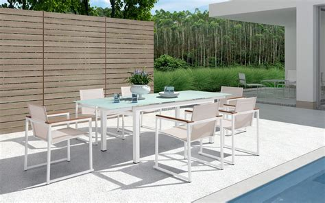 White Patio Dining Table And Chairs White Patio Dining Table And Chairs Chicpeastudio