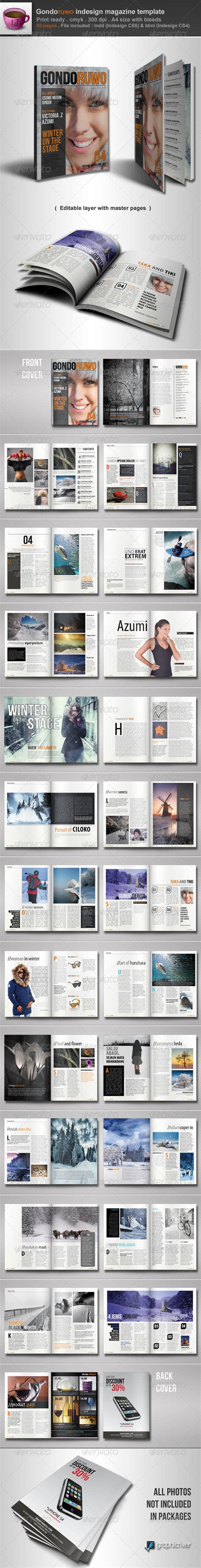 magazine layout template graphicriver indesign magazine template torrent 187 fixride com
