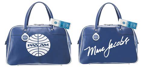 Marc Pan Am Explorer Bag by Second Exclusive Pan Am Marc Bag Launches The