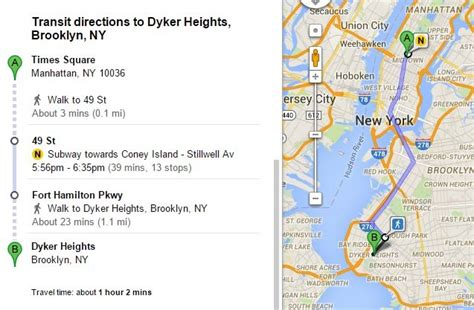 dyker heights christmas lights how to get there free
