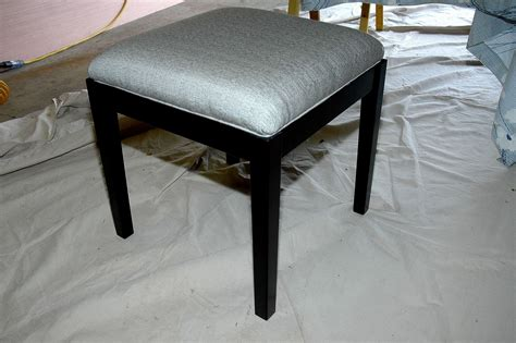Upholstered Vanity Chairs For Bathroom Upholstered Vanity Chairs For Bathroom Square Upholstered