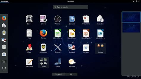 gnome themes fedora 21 fedora 24 shows off new visions of the linux desktop