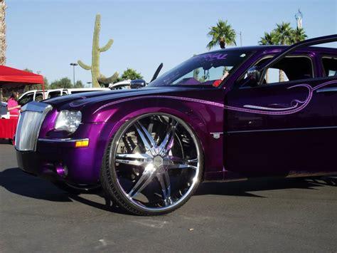 Big Truck With Chrysler Rims | fully custom chrysler 300 big rims custom wheels
