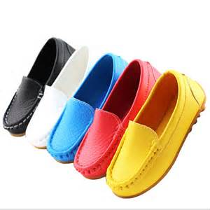 kid shoes 2016 autumn shoes casual loafers shoes boys non slip children sneakers pu