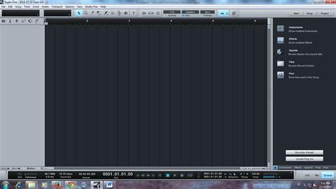 membuat not balok di komputer cara membuat musik sendiri di komputer dengan studio one