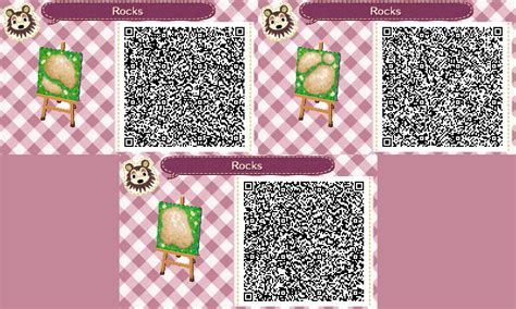 qr code chemin animal crossing new leaf
