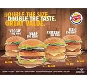 Burger King Sri Lanka – Promotion &171 SynergyY