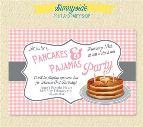 25 Best Images About Fundraiser Invitations On Pinterest Pirate Invitations School Carnival Pancakes And Pajamas Invitation Template