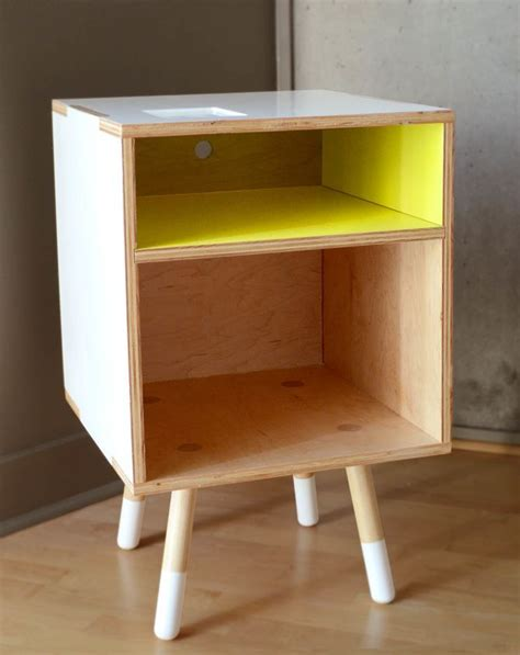 plywood bedside table 11 best images about diy plywood furniture on pinterest