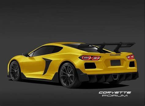2020 corvette zr1 this rendering of the 2020 chevy c8 corvette zr1