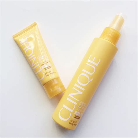 Sunscreen Clinique get ready for summer with sunscreens from clinique
