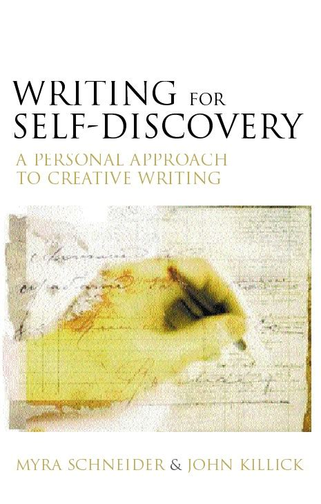 Self Discovery Essay by Writing For Self Discovery