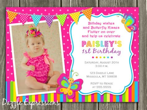 butterfly invitation card template birthday invites butterfly birthday invitations free