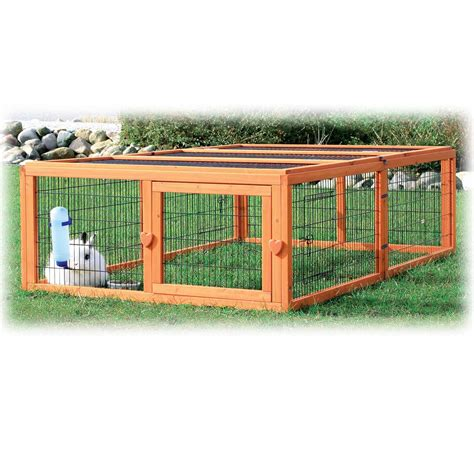 trixie natura pitched roof dog house petco trixie natura flat roof outdoor rabbit run petco
