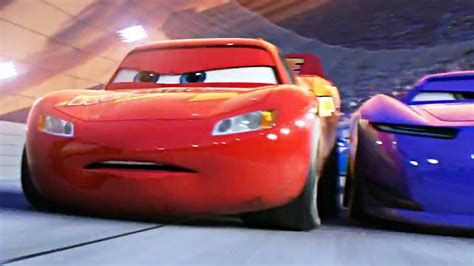 Disney Cars The Cars 3 cars 3 new official trailer 2017 disney pixar