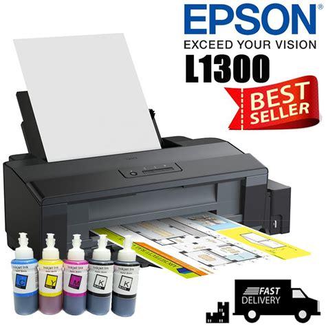 Epson L 1300 Printer A3 epson l1300 a3 ink tank printer wit end 3 14 2020 11 20 am