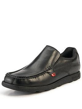 Kickers Slip On Limited by Kickers Fragma Mens Slip On Shoes Co Uk