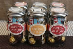 Customized Gift Wrap - homemade gifts gifts in a jar healthy coconut