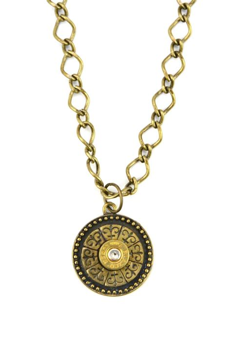 karma and coconuts bullet pendant necklace from naples