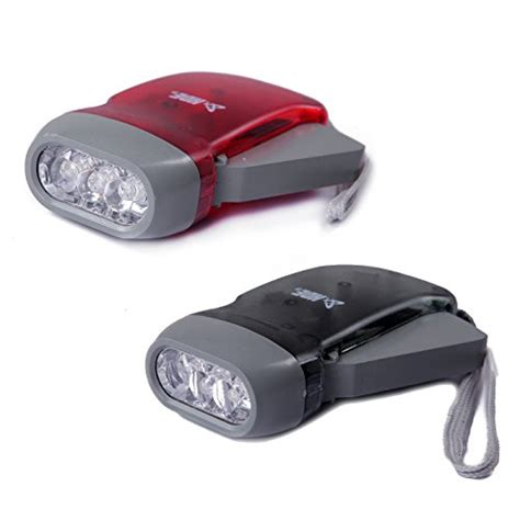 battery powered emergency lights for vehicles hde manual led flashlight no battery required instant