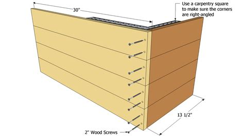 Plans For Building Wooden Planter Boxes by Pdf Diy Wooden Planter Boxes Plans Firewood Shed