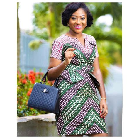ankara styles for matured women ladies see 45 pictures of latest ankara styles 2018