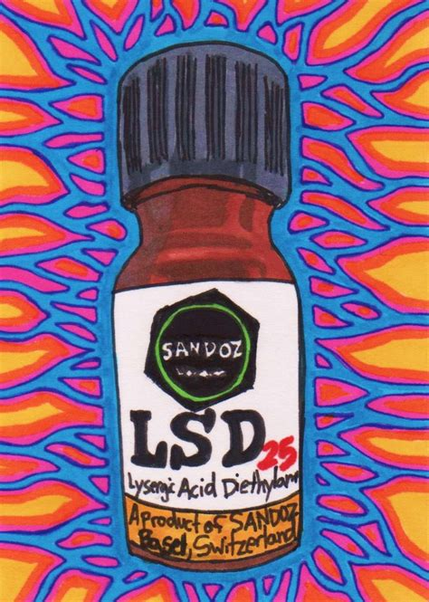 Detox For Lsd by Common Drugs Streetwalkstyle