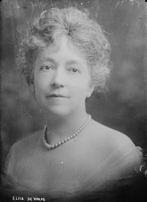 Elsie De Wolfe | elsie de wolfe wikipedia