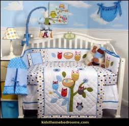 owl themed baby bedding decorating theme bedrooms maries manor owl theme