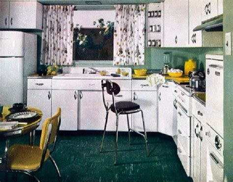 The Family Bowl Fauxsuper Blogs 1950 Kitchen Design