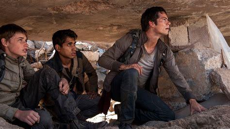 maze runner 2 film release date dylan o brien s maze runner death cure release pushed