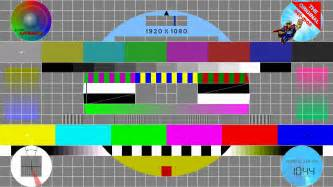 tv color calibration test pattern monitor calibration chart