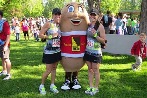 From Potato To Marathon aunie sauce idaho potato half marathon