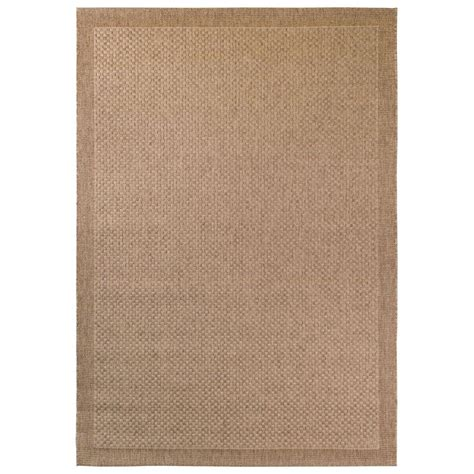 Outdoor Rugs Melbourne Balta Us Melbourne Chestnut Brown 5 Ft 3 In X 7 Ft 5 In Indoor Outdoor Area Rug