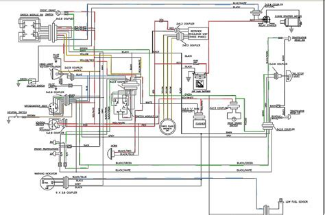 wiring diagram for rectifier polaris scrambler 500