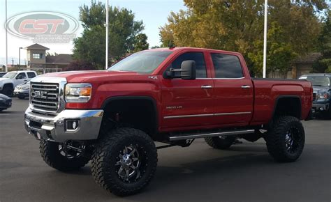 is a gmc a chevy chevy gmc cst suspension