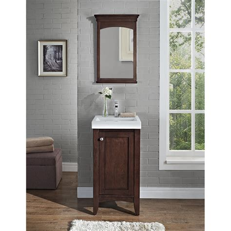 Design Ideas For Avanity Vanity Fairmont Designs Shaker Americana 18 Quot Vanity Habana Cherry Free Shipping Modern Bathroom