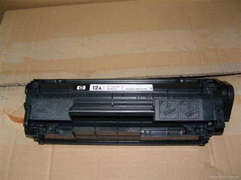 Toner Hp 12a hp 12a compatible toner cartridge zp compatible model