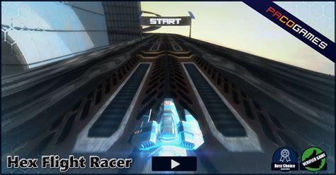hex flight racer uecretsiz oyna pacogamescomda
