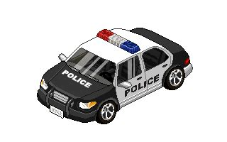 pixel car png pixelart police car by pixel rat on deviantart