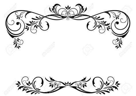 eps format wedding clip art wedding letter frame clipart 85